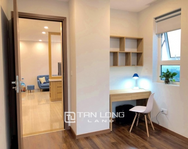Golf view and modern 2 bedroom apartment for rent in L4 The Link Ciputra Urban area 9