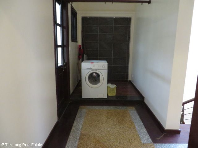Good decoration 4 bedrooms villa for rent in D2 area Ciputra for rent 7