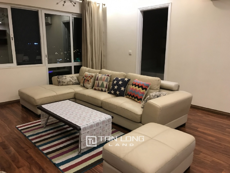 Good price 4BRs apartment for rent in E1 Building, Ciputra Hanoi for Covid-19 1