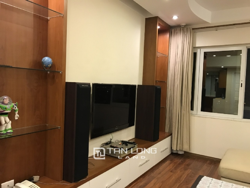 Good price 4BRs apartment for rent in E1 Building, Ciputra Hanoi for Covid-19 2