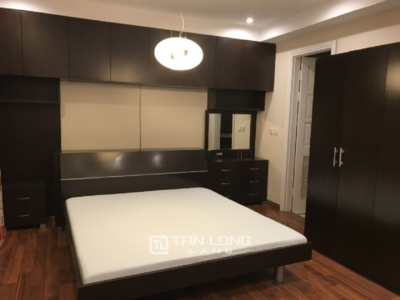 Good price 4BRs apartment for rent in E1 Building, Ciputra Hanoi for Covid-19 3