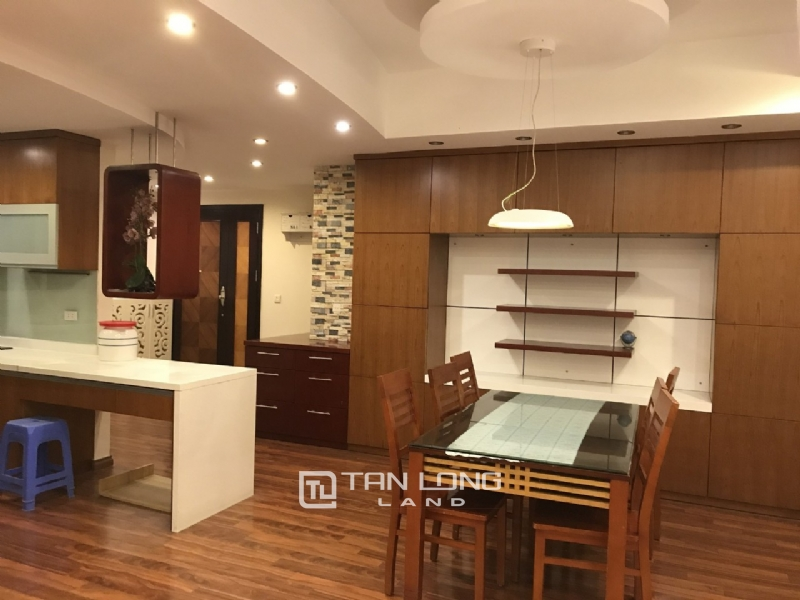 Good price 4BRs apartment for rent in E1 Building, Ciputra Hanoi for Covid-19 7