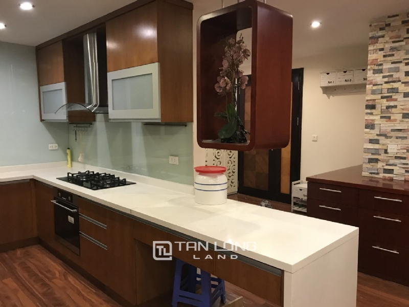 Good price 4BRs apartment for rent in E1 Building, Ciputra Hanoi for Covid-19 11