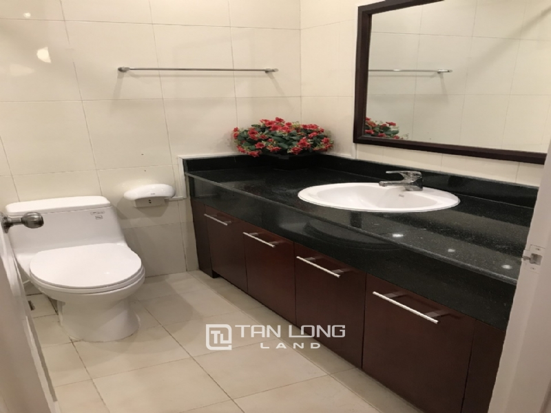 Good price 4BRs apartment for rent in E1 Building, Ciputra Hanoi for Covid-19 13