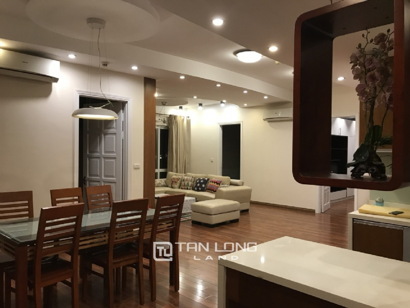 Good price 4BRs apartment for rent in E1 Building, Ciputra Hanoi for Covid-19 14
