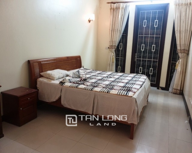 Good price and furnished 4 bedrooms villas for rent in C4 zone Ciputra urban area 5
