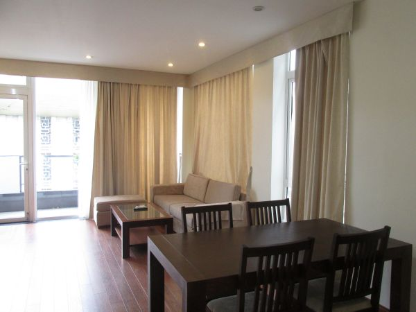Gorgeous 2 bedroom serviced apartment for lease in Yet Kieu, Hoan Kiem district
