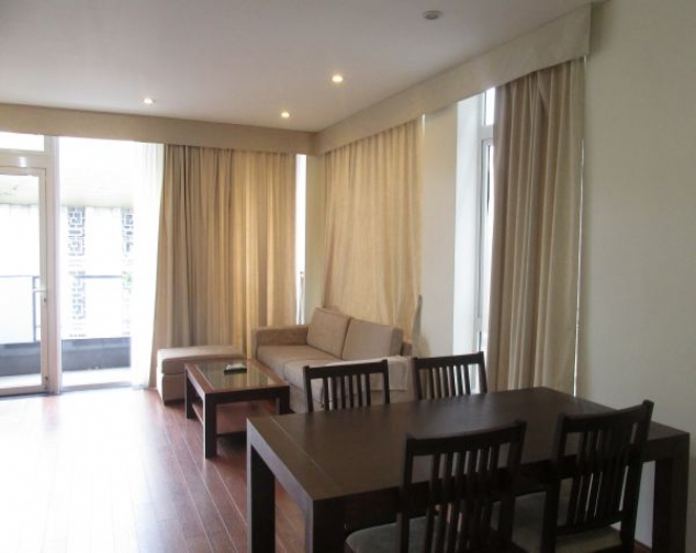 Gorgeous 2 bedroom serviced apartment for lease in Yet Kieu, Hoan Kiem district 1