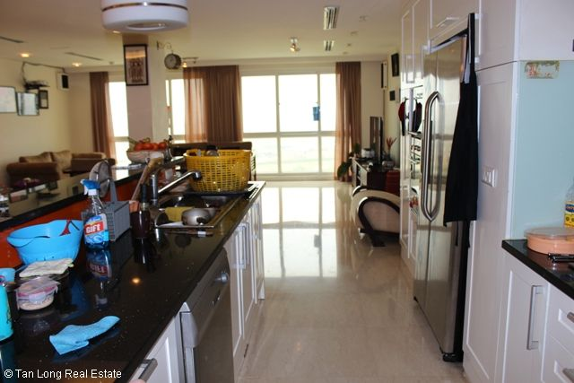Gorgeous 3 bedroom apartment for sale in P2 Ciputra, Tay Ho, Hanoi 7