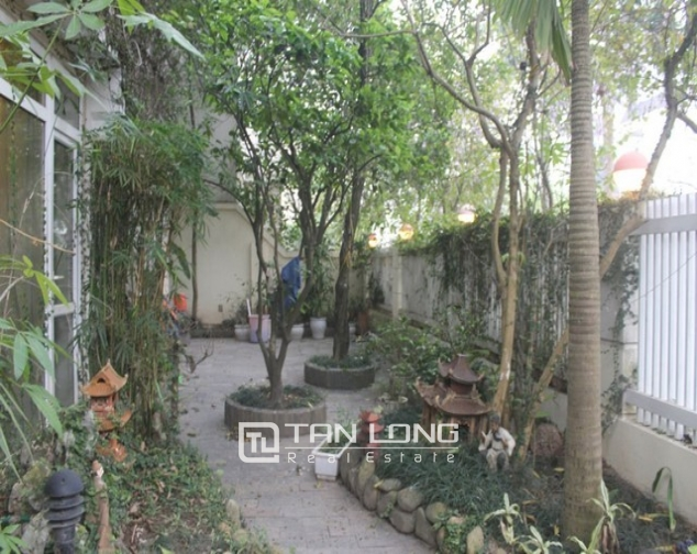 Gorgeous 6 bedroom villa for rent in T4, Ciputra 2