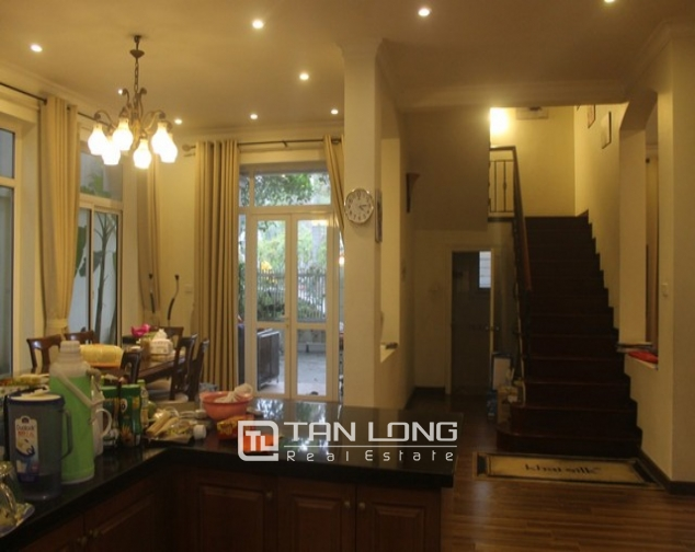 Gorgeous 6 bedroom villa for rent in T4, Ciputra 6