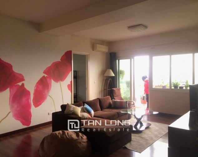 Gorgeous and modern 3 bedroom apartment for rent in E1 Ciputra, Tay Ho, Ha Noi 3