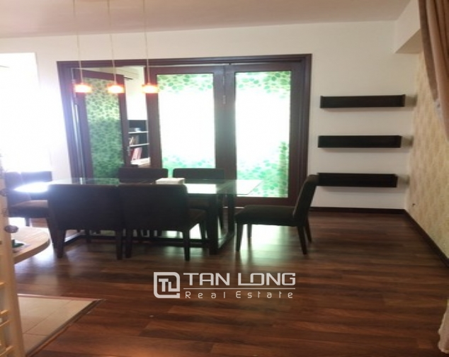 Gorgeous and modern 3 bedroom apartment for rent in E1 Ciputra, Tay Ho, Ha Noi 6