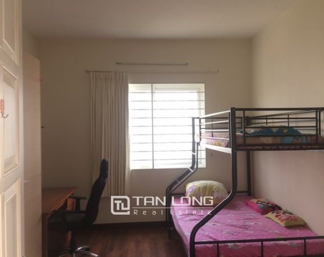Gorgeous and modern 3 bedroom apartment for rent in E1 Ciputra, Tay Ho, Ha Noi 7