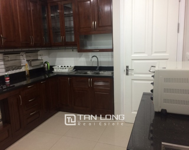 Gorgeous and modern 3 bedroom apartment for rent in P2 building, Ciputra. 5