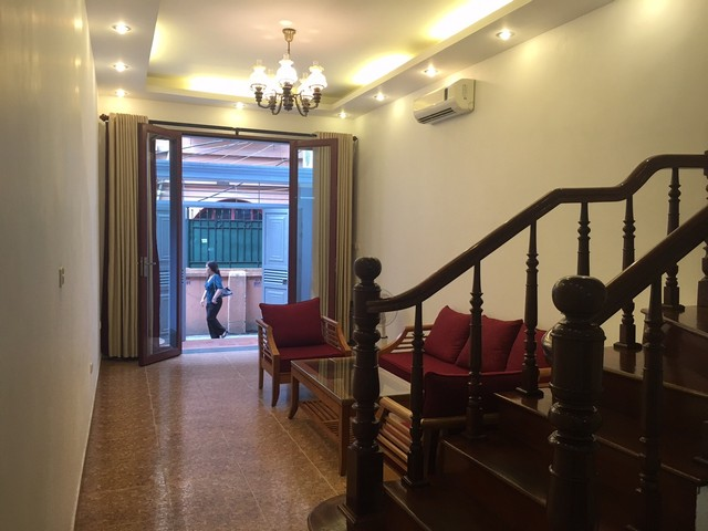 Gorgeous house for rent on Tu Hoa street, Tay Ho district