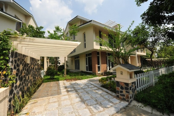 Governmental for rent adjacent villa Ecopark, 3.5 floors, reasonable price