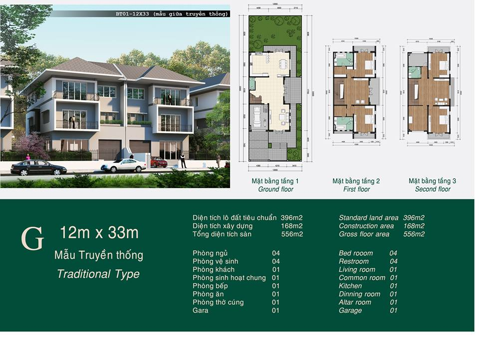 GRAND GARDENVILLE CIPUTRA - HOT PROJECT FOR SALE!