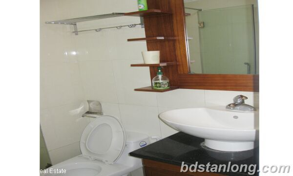 Hanoi apartments for rent at E4 Ciputra 1