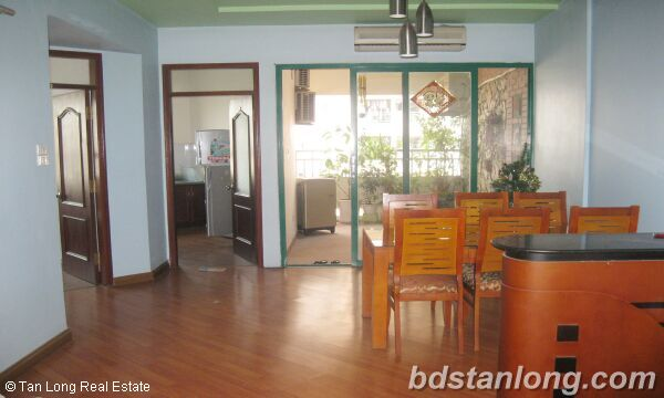 Hanoi apartments for rent in Trung Hoa urban 5