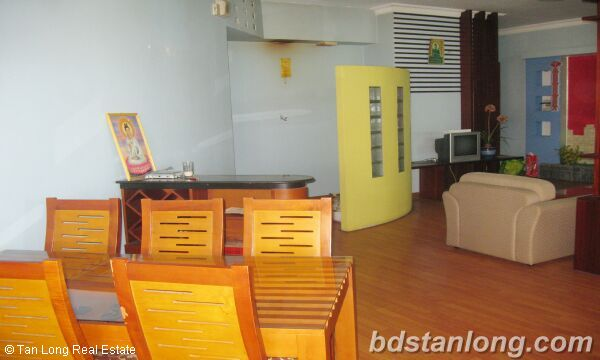 Hanoi apartments for rent in Trung Hoa urban 6