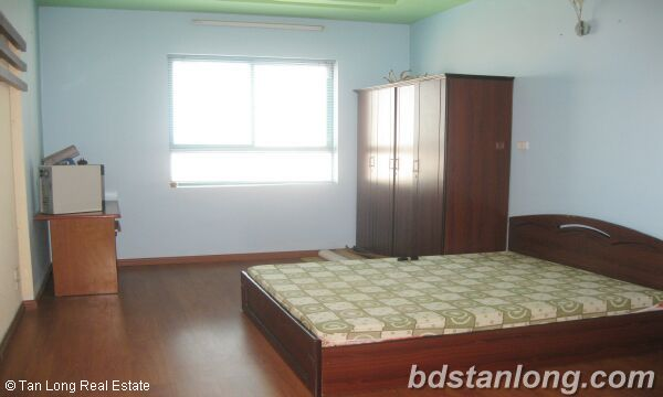 Hanoi apartments for rent in Trung Hoa urban 9
