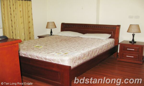 Hanoi Ciputra apartment for rent, P2 building 3