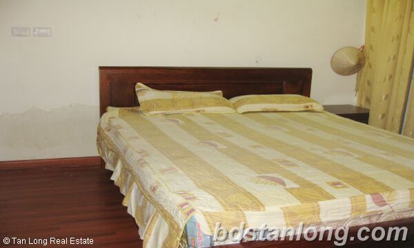 Hanoi Ciputra apartment for rent, P2 building 6