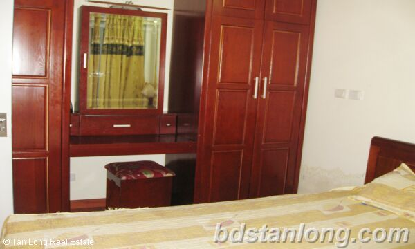 Hanoi Ciputra apartment for rent, P2 building 7
