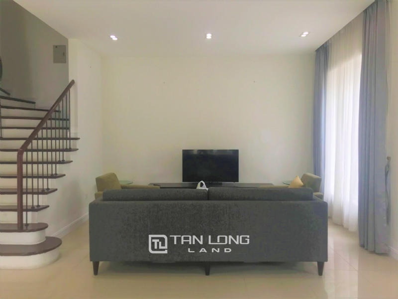 Hanoi Furnished 4 Bedrooms Villa To Lease In Vinhomes Riverside 11