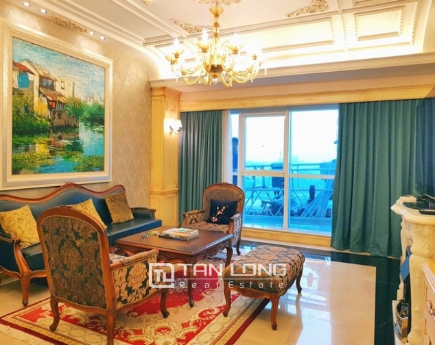 High class apartment for rent at Ciputra, Tay Ho distr., Hanoi 1