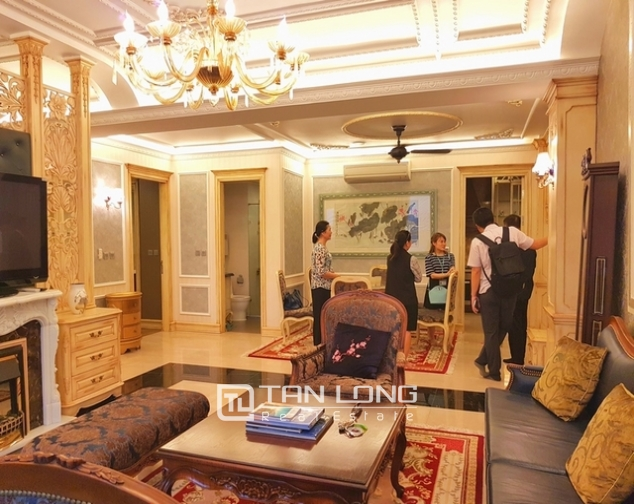 High class apartment for rent at Ciputra, Tay Ho distr., Hanoi 2