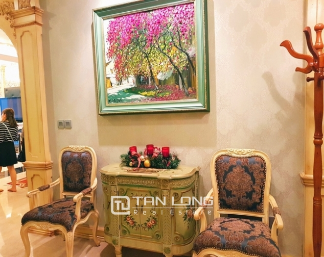 High class apartment for rent at Ciputra, Tay Ho distr., Hanoi 3