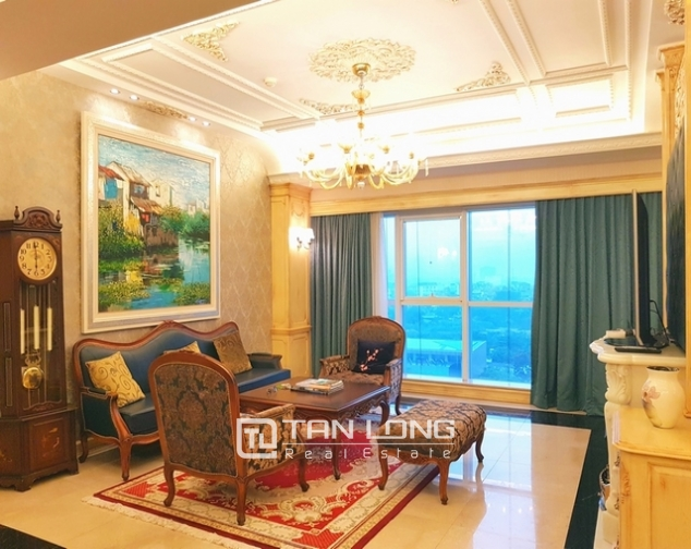 High class apartment for rent at Ciputra, Tay Ho distr., Hanoi 4