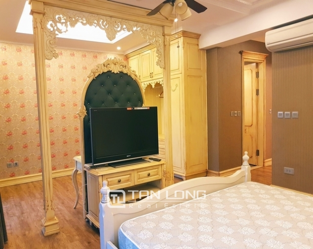 High class apartment for rent at Ciputra, Tay Ho distr., Hanoi 8