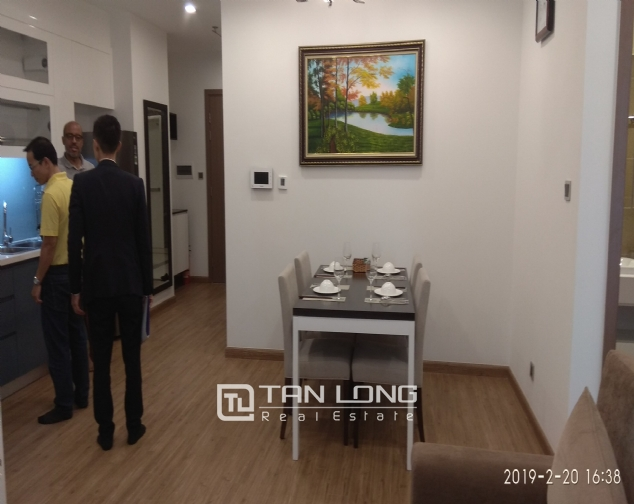 High end 1 bedroom apartment for rent in M2 Vinhomes Metropolis 2