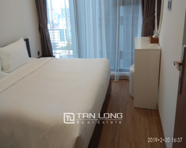 High end 1 bedroom apartment for rent in M2 Vinhomes Metropolis 3