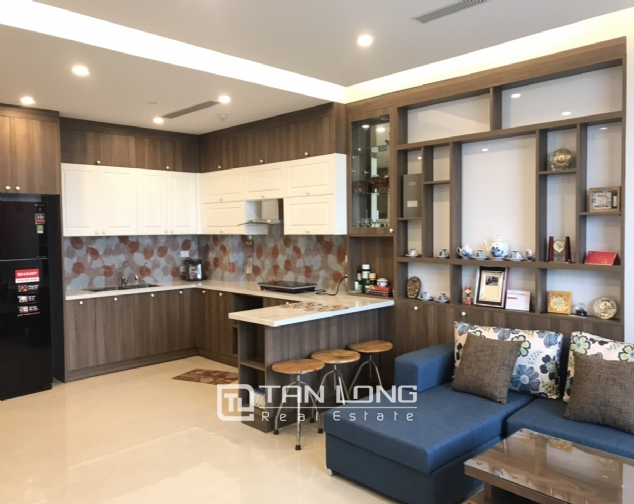 High end 2 bedroom apartment for rent in Sun Grand Thuy Khue 1