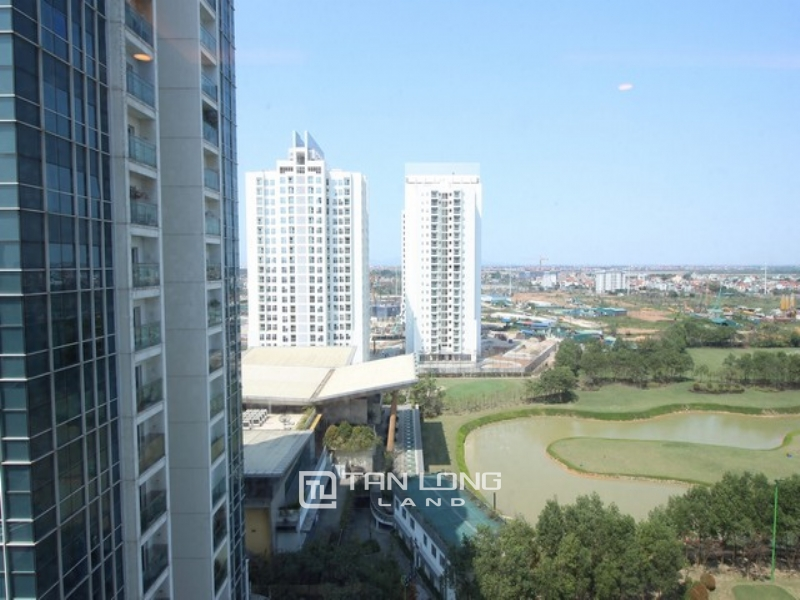 High floor 154sqm apartment for rent in L1 tower Ciputra Tay Ho 1