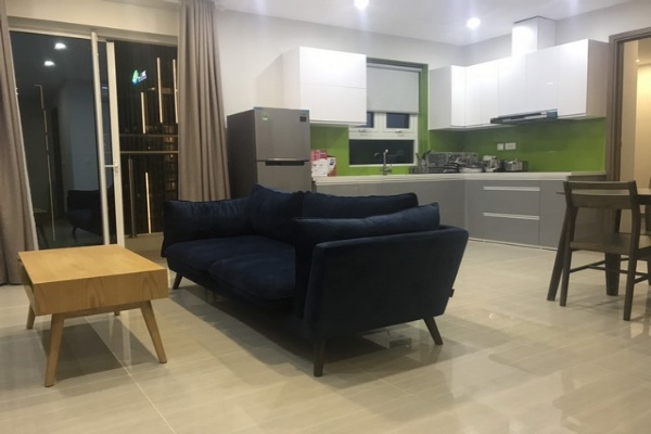 High floor and modernly furnished 2 bedroom apartment for rent in L4 The Link Ciputra Tay Ho