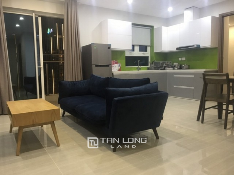 High floor and modernly furnished 2 bedroom apartment for rent in L4 The Link Ciputra Tay Ho 1