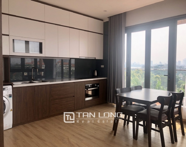 High floor apartment for lease in Tay Ho street, Tay Ho district! 2