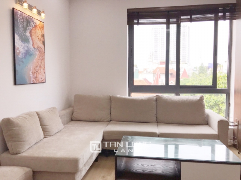 High floor service apartment for rent in Tay Ho street, Tay ho district 3