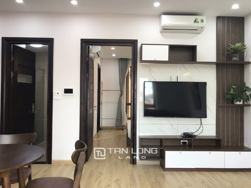 High floor service apartment for rent in Tay Ho street, Tay ho district 4