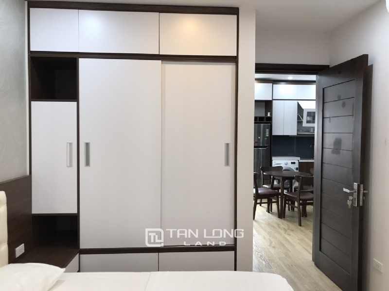 High floor service apartment for rent in Tay Ho street, Tay ho district 5