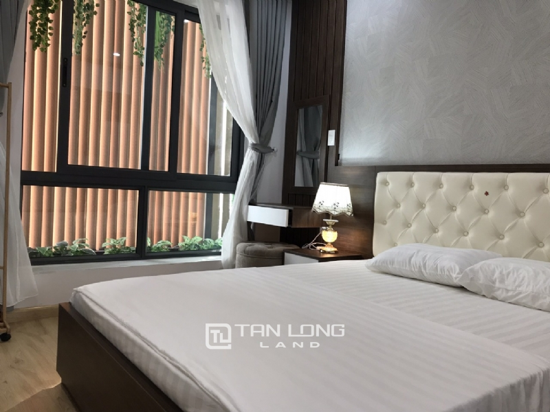 High floor service apartment for rent in Tay Ho street, Tay ho district 9