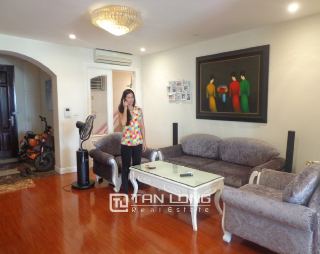 High-end apartment with 3 bedrooms for rent in Kinh Do Tower, 93 Lo Duc 1