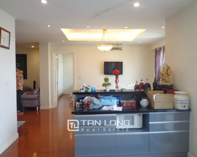 High-end apartment with 3 bedrooms for rent in Kinh Do Tower, 93 Lo Duc 5