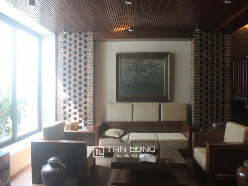 HIGH-END UTILITIES VILLAS FOR RENT IN HOA PHUONG  - VINHOMES RIVERSIDE 8