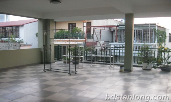 House for rent in An Duong street, Tay Ho, Ha Noi